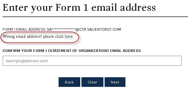 Password Assignment System | FEC